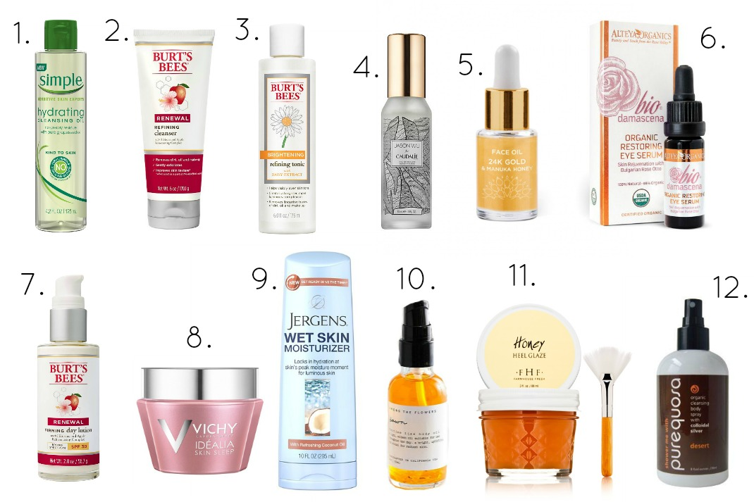 Tried-and-True Skincare Products