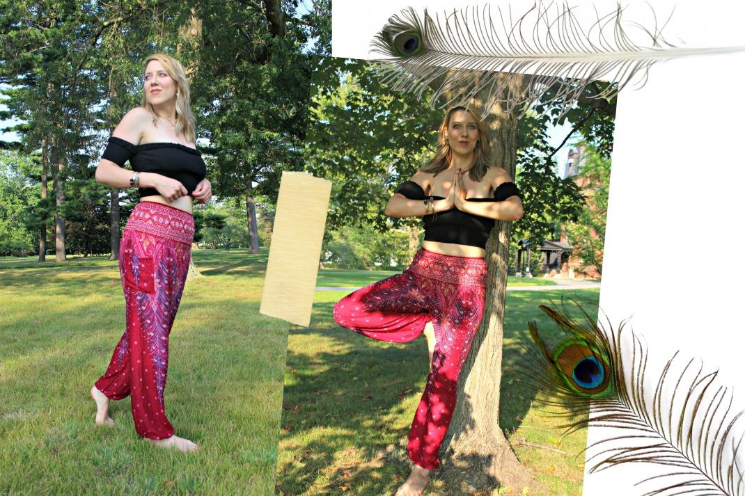 One Tribe Apparel Women's Harem Pants