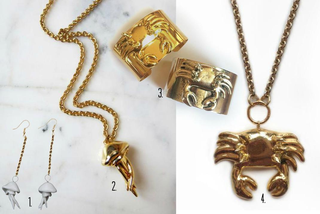 Ocean Inspired Fine Jewelry